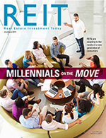 Reit Magazine - Out Front