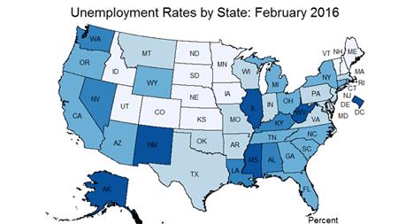 unemployment rates articles