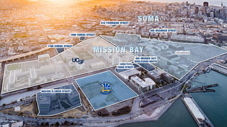 REITs Reshaping Communities: San Francisco's Mission Bay | Nareit