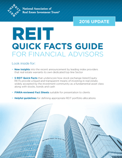 REIT Quick Facts Guide