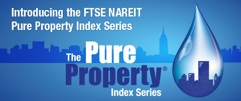 NAREIT FTSE Pure Property Index