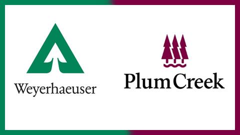Timber REITs Weyerhaeuser, Plum Creek Agree to Merge | Nareit