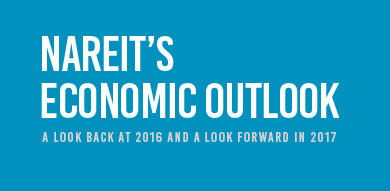 NAREIT's 2017 Economic Outlook