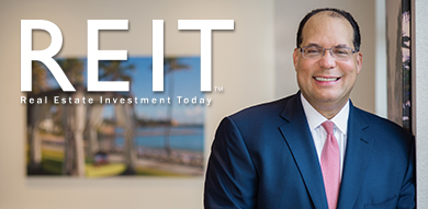 Read the latest issue of REIT Magazine