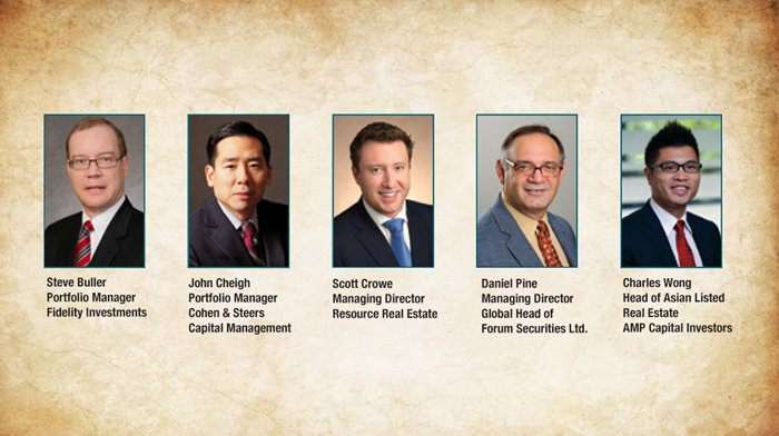 Global real estate fund managers discuss Mexico, the future of European real estate, investing in China and more.