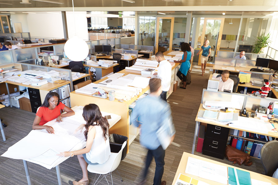 Superbe Changing Tenant Space Needs Shaping Office Development