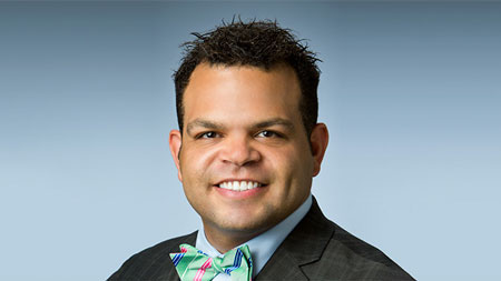 Dustin Jones of NYU Schack Institute