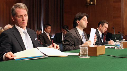 Senate Banking Committee TRIA hearing