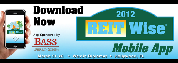 REITWise 2012