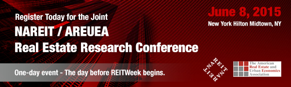 NAREIT / AREUEA Real Estate Research Conference