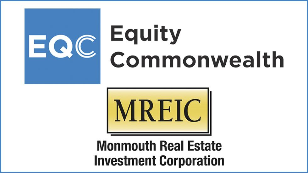 Equity Commonwealth and Monmouth merger