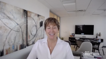 Lisa Palmer, Regency Centers CEO