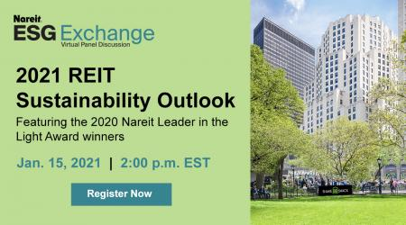 2021 REIT Sustainability Outlook