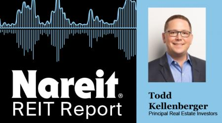 REIT Report podcast with Todd Kellenberger