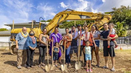 Nareit Hawaii groundbreaking